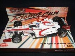 画像1: セカンドハンド品●PMA1/43 [Rising Sun]SUPER AGURI F1 SHOWCAR 2006 (佐藤 琢磨)