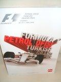 セカンドハンド品●2008 F1世界選手権 トルコGP公式プログラム (状態:特A)