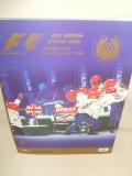 セカンドハンド品●1999 F1世界選手権 イギリスGP公式プログラム (状態:特A)
