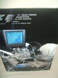 セカンドハンド品●2001 F1世界選手権 サンマリノGP公式プログラム (状態:特A)