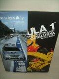 セカンドハンド品●2007 F1世界選手権 スペインGP公式プログラム (状態:特A)