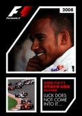 新品正規入荷品●DVD●2008 FIA F1世界選手権総集編