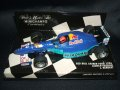 セカンドハンド品●PMA1/43 RED BULL SAUBER FORD 1996 LAUNCH VERSION (J.ハーバート)