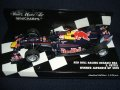 再入荷●新品正規入荷品●PMA1/43 RED BULL RENAULT RB6 WINNER JAPANESE GP 2010 (S.ベッテル)