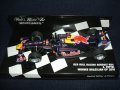 新品正規入荷品●PMA1/43 RED BULL RENAULT RB6 WINNER BRAZILIAN GP 2010 (S.ベッテル)