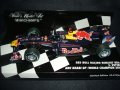 新品正規入荷品●PMA1/43 RED BULL RENAULT RB6 ABU DHABI GP WORLD CHAMPION 2010 (S.ベッテル)