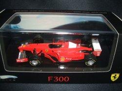 画像1: セカンドハンド品●マテルエリートシリーズ 1/43 FERRARI F300 #3 1998
