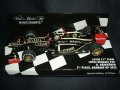 新品正規入荷品●PMA1/43 LOTUS RENAULT E20 2nd PLACE BAHRAIN GP (K.ライコネン)