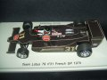 新品正規入荷品●SPARK1/43 PlanexCollection Lotus 79  FRENCH GP 1978 (H.Rebaque) #31