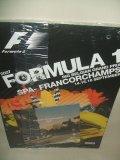 セカンドハンド品●2007 F1世界選手権 ベルギーGP公式プログラム (状態:特A)