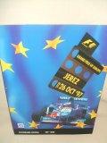 セカンドハンド品●1997 F1世界選手権 ヨーロッパGP公式プログラム (状態:A)