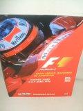 セカンドハンド品●1996 F1世界選手権 アルゼンチンGP公式プログラム (状態:特A)
