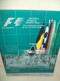 セカンドハンド品●2000 F1世界選手権  ベルギーGP公式プログラム (状態:特A)