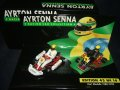 セカンドハンド品●PMA1/43 SENNA COLLECTION No14 KART MODELLE  (A.セナ) 1980/1993