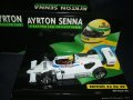 セカンドハンド品●PMA1/43 SENNA COLLECTION No29 RALT TOYOTA RT3 BRITISH F3 CHAMPION (A.セナ) 1983