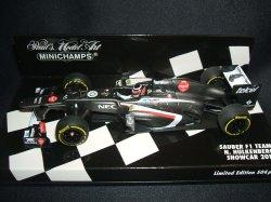 画像1: 新品正規入荷品●PMA1/43 SAUBER F1 TEAM SHOWCAR 2013 (N.HULKENBERG)