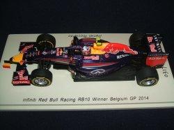 画像1: 新品正規入荷品●SPARK1/43 INFINITI RED BULL RB10 WINNER BELGIUM GP 2014 (D.リカルド) #3