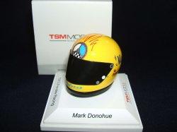 画像1: 新品正規入荷品●TSM製1/8スケール ミニチュアヘルメット M.ドナヒュー 1973 PENSKE RACING