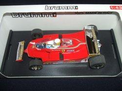 画像1: 新品正規入荷品●brumm 1/43 FERRARI 312T5 MONACO GP 1980 (J.シェクター)