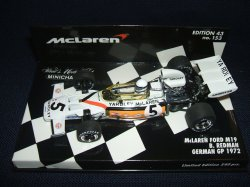 画像1: 新品正規入荷品●PMA1/43 McLAREN FORD M19 GERMAN GP 1972 (B.REDMAN)
