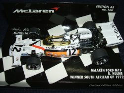 画像1: 新品正規入荷品●PMA1/43 McLAREN FORD M19 WINNER SOUTH AERICAN GP 1972 (D,HULME) #12