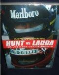 新品正規入荷品●DVD●HUNT vs LAUDA グランプリ史上最大のライバル。