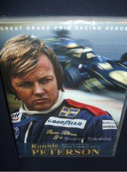 画像1: 新品正規入荷品●DVD●ロニー・ピーターソン (70年代F1最速のドライバー)