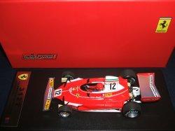 画像1: 新品正規入荷品●ユーロスポーツ別注●LOOKSMART1/43 FERRARI 312T MONACO GP 1975 (N.ラウダ)No12
