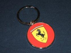 画像1: フェラーリ SF ROUNDAL キーリング