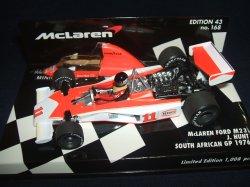 画像1: 新品正規入荷品●PMA1/43 McLAREN FORD M23 SOUTH AFRICAN GP 1976 (J.ハント)