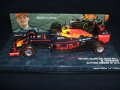 新品正規入荷品●PMA1/43 RED BULL TAG HEUER RB12 3rd PLACE GERMAN GP 2016 (M.フェルスタッペン)