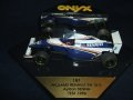 セカンドハンド品●ONYX1/43 WILLIAMS RENAULT FW15C  TEST 1994  (A.セナ)