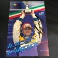 ルカ フィリッピ GP2 直筆サイン入りドライバーカード