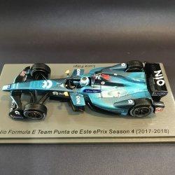 画像1: 新品正規入荷品●SPARK 1/43 Nio FORMULA E Team Punta de Este ePrix Season 4 (2017〜2018) (LUCA FILIPI)#68