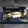 セカンドハンド品●PMA1/43 WILLIAMS HONDA FW11 (N.マンセル) 1986 #5