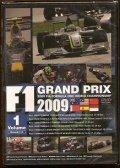 新品正規入荷品●DVD● F1 GRAND PRIX 2009 vol.1 Rd.1〜6