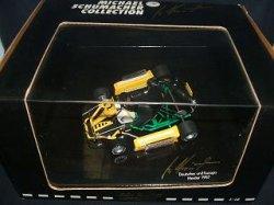 画像1: セカンドハンド品●PMA1/18 シューマッハコレクション 1987 Europa-Meister Cart (M.シューマッハ)