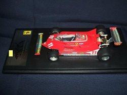 画像1: 新品正規入荷品●FUJIMI製1/43 FERRARI 312T4  (Jody Scheckter直筆サイン入り)1979 World Champion