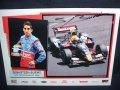 希少品●S.ブエミ直筆フルサイン入り 2008 GP2 ドライバーズカード