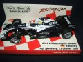 セカンドハンド品●PMA1/43 「RISING SUN」AT&T WILLIAMS-TOYOTA SHOWCAR 2008(N.ロズベルグ)