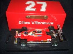 画像1: 新品正規入荷品●brumm 1/43 Ferrari 126C2 turdo USA Ovest GP Long Beach 1982 (G.ビルヌーブ) #27