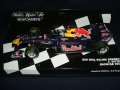 新品正規入荷品●PMA1/43  RED BULL RACING RENAULT SHOWCAR 2011 (S.ベッテル)